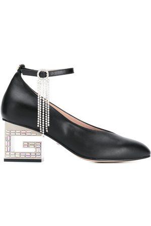 Gucci Zapatos con tacón con logo