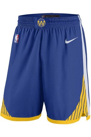 Nike Golden State Warriors Icon Edition Swingman Pantalón corto de la NBA
