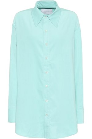MATTHEW ADAMS DOLAN Camisa de pana de algodón oversized