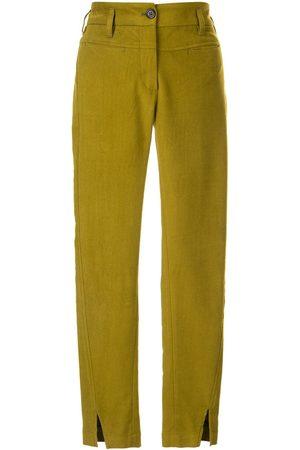 ANN DEMEULEMEESTER Pantalones pitillo capri