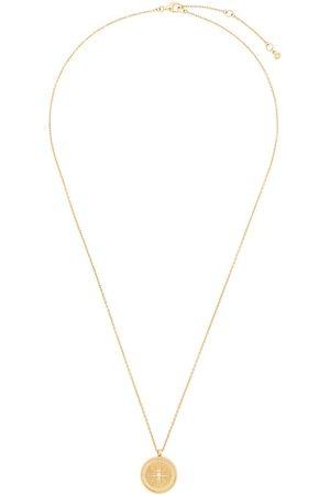 ASTLEY CLARKE Collar con colgante Compass Celestial