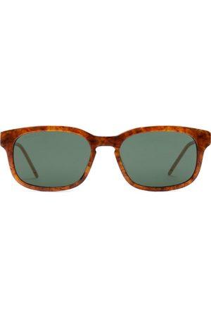 Gucci Hombre Gafas de sol - Gafas de sol con montura rectangular