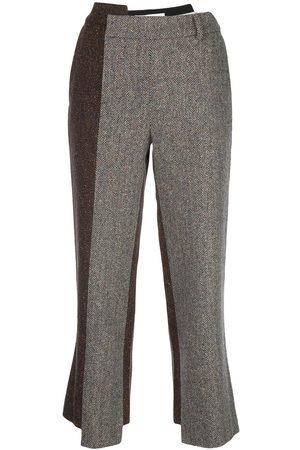 MONSE Pantalones deconstruidos slim