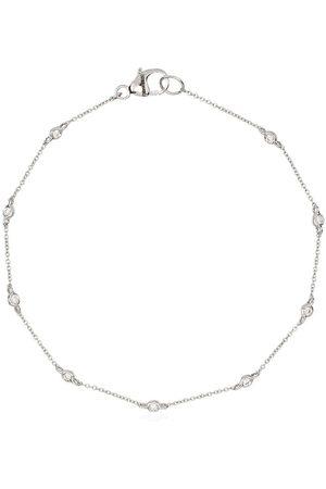 Dana Rebecca Designs Pulsera Lulu Jack en oro blanco de 14kt con diamantes