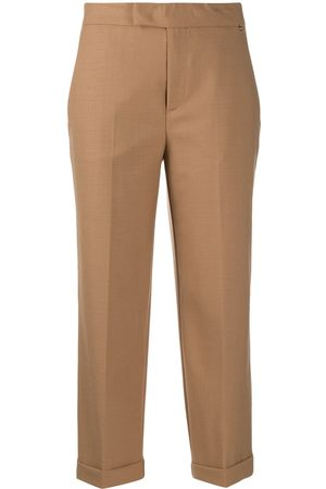 Twin-Set Pantalones de vestir estilo capri
