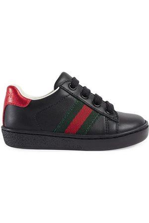 Gucci Zapatillas bajas con detalle Web