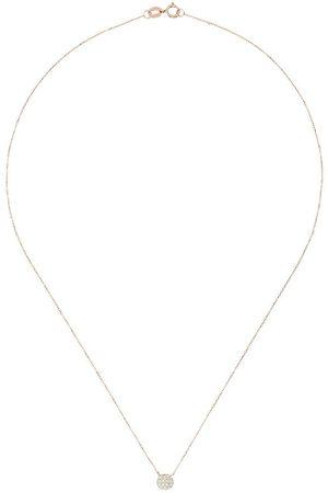 Dana Rebecca Designs Collar Lauren Joy en oro amarillo de 14kt con diamante