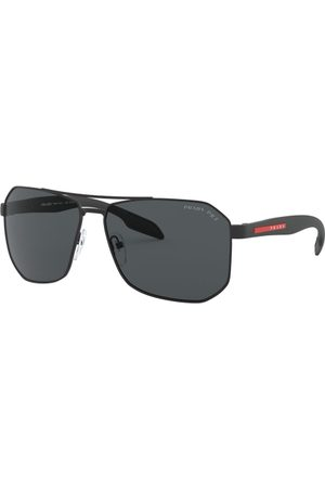 Prada Linea Rossa Hombre Gafas de sol - PS 51VS DG05Z1 Black Rubber