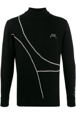 A-cold-wall* Jersey de punto con logo