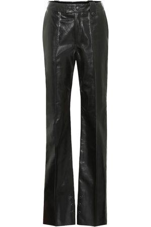 Kwaidan Editions Pantalones de piel sintética