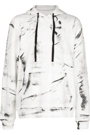 HACULLA Sudadera con capucha y motivo pintado
