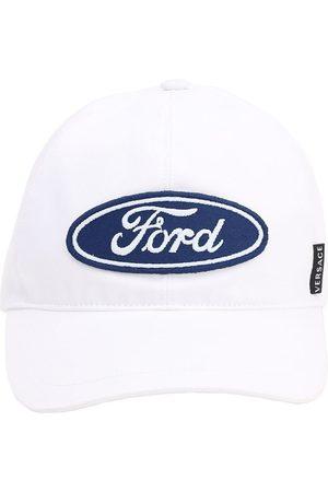 VERSACE | Hombre Gorra De Baseball Con Logo Ford Bordado 58