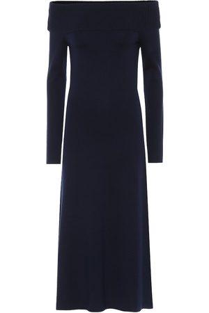 GABRIELA HEARST Exclusivo en Mytheresa – vestido Judy en mezcla de lana