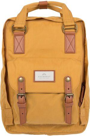 Doughnut Mochilas - Macaroon Backpack amarillo