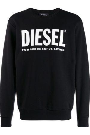Diesel Jersey con logo estampado