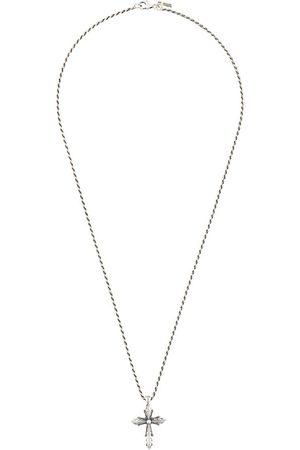 EMANUELE BICOCCHI Collares - Collar con colgante de cruz