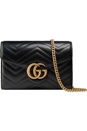 Gucci Bolso GG Marmont mini en matelassé