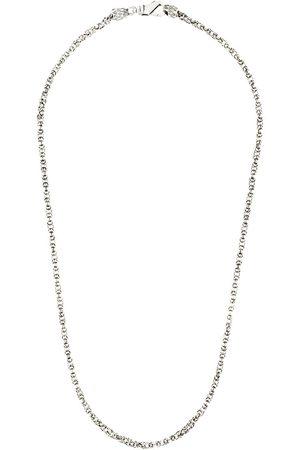 EMANUELE BICOCCHI Collar Byzantine con diseño de cadena