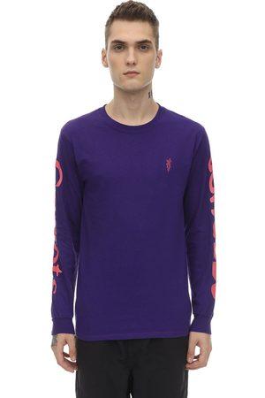 CARROTS X JUNGLE | Hombre Camiseta De Jersey Con Manga Larga S
