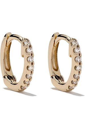 Dana Rebecca Designs Pendiente con diamante en oro amarillo de 14kt