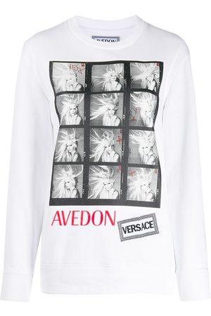 VERSACE Mujer Camisetas y Tops - Camiseta Avedon