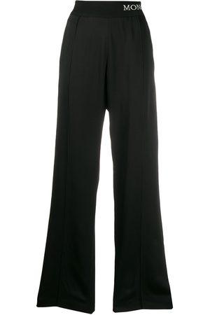 Moncler Pantalones de chándal con franjas laterales
