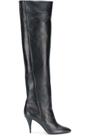 Saint Laurent Botas altas Kiki de 110mm
