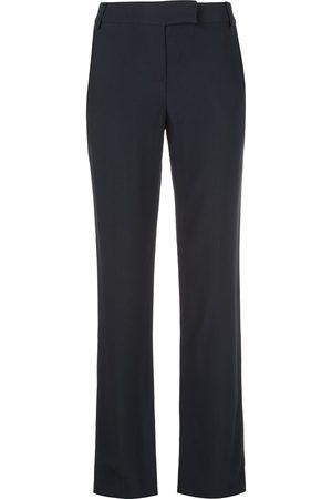 Kiki de Montparnasse Mujer Pantalones slim y skinny - Pantalones de esmoquin ajustados