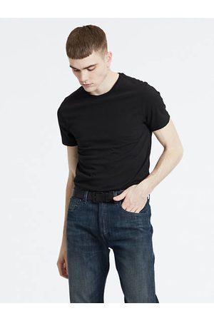 Levi's Hombre Slim 2 Pack Crewneck / Black