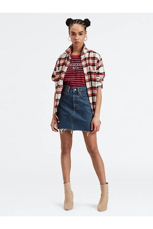 Levi's Deconstructed Skirt Lavado medio / Indigo