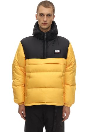 UFU - USED FUTURE | Hombre Chaqueta Acolchada Color Block M
