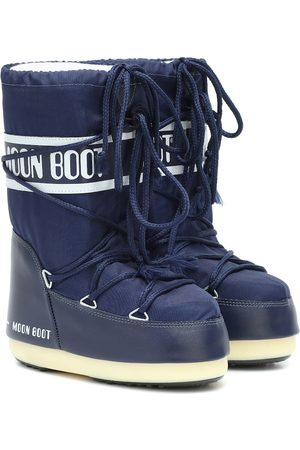 Moon Boot Kids Botas de nieve de nylon