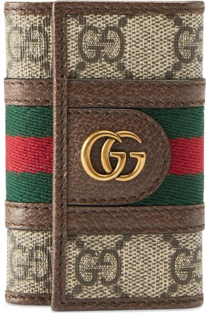 Gucci Funda para llaves Ophidia con GG