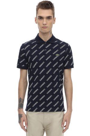 Lacoste | Hombre Polo De Algodón Con Logo S