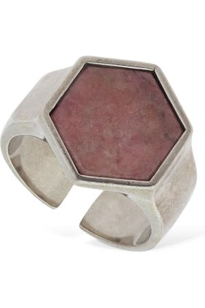 "Isabel Marant | Mujer Anillo ""golden Mother"" Hexagonal S"
