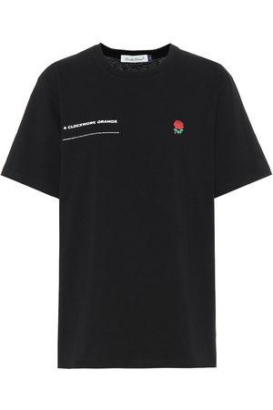 UNDERCOVER Camiseta de algodón estampada