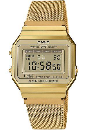 Casio Relojes - A700WEMG-9AEF amarillo