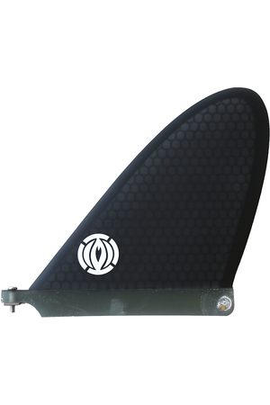 Light Glasfiber Speed SUP Fin negro