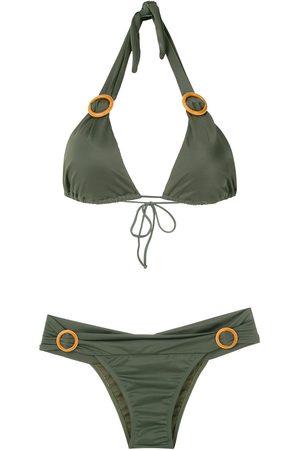 Brigitte Bikini con detalles de anillas