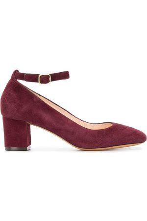 Tila March Zapatos de tacón con hebilla lateral