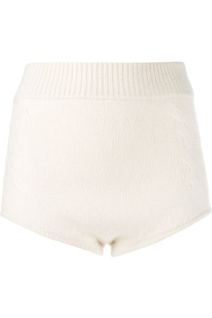 Cashmere In Love Shorts Mimie de punto
