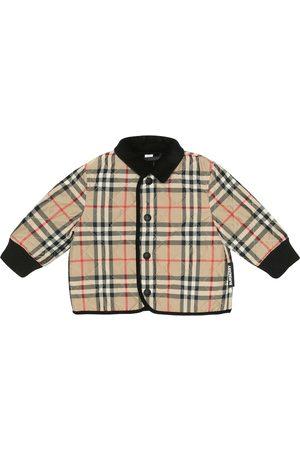 Burberry Bebé - chaqueta acolchada