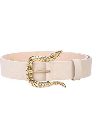 B-Low The Belt Cinturón con aplique de serpiente