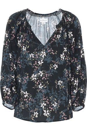 Velvet Blusa floral Valeria