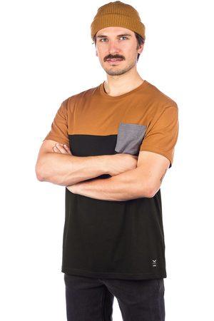 Iriedaily Block Pocket 2 T-Shirt negro
