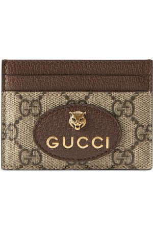 Gucci Tarjetero Neo Vintage de lona GG Supreme