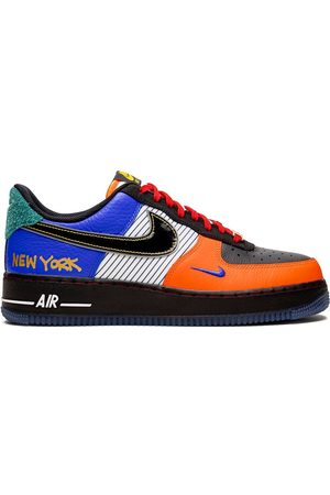 Nike Zapatillas Air Force 1 Low '07 What The NY