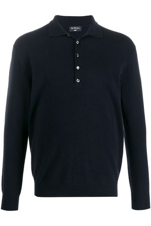 N.PEAL 007 5 Button Polo Shirt