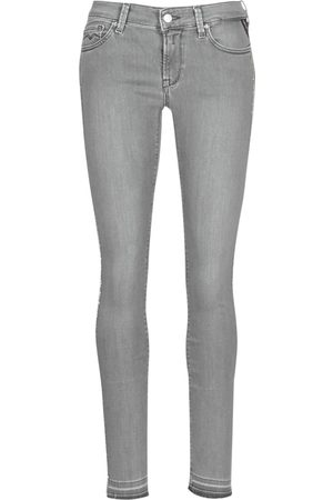 Replay Mujer Pantalones slim y skinny - Pantalón pitillo LUZ para mujer