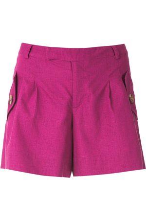 Olympiah Mujer Pantalones cortos - Shorts Bryone con bolsillos